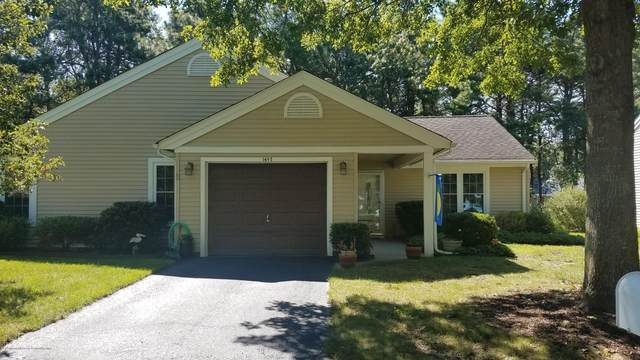 1495 Clearview Street, Forked River, NJ 08731 (MLS #22029296) :: The Ventre Team