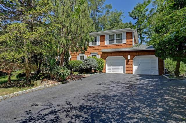 6 Vista Drive, Morganville, NJ 07751 (MLS #22029399) :: The Sikora Group