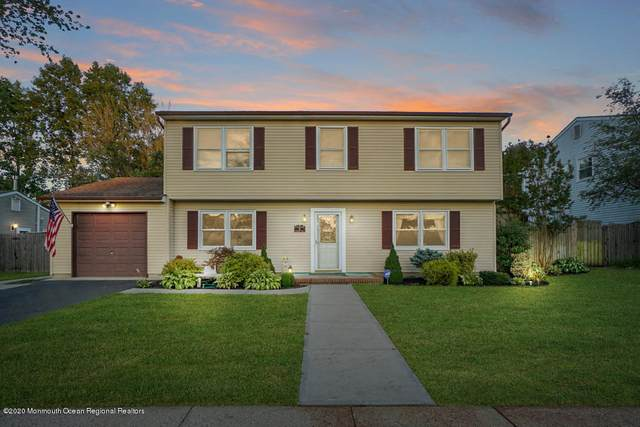 15 Evergreen Place, Howell, NJ 07731 (MLS #22029453) :: The Ventre Team