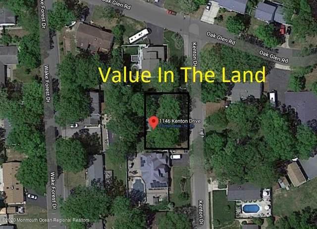 1146 Kenton Drive, Toms River, NJ 08753 (MLS #22029471) :: The Ventre Team