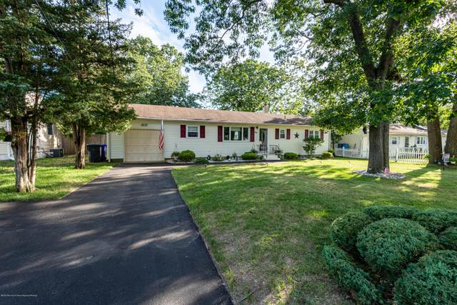 60 Burnt Tavern Road, Brick, NJ 08724 (MLS #22029526) :: The Sikora Group