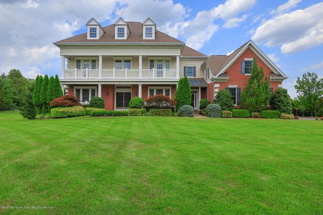 72 Thompson Grove Road, Manalapan, NJ 07726 (MLS #22029570) :: The CG Group | RE/MAX Real Estate, LTD