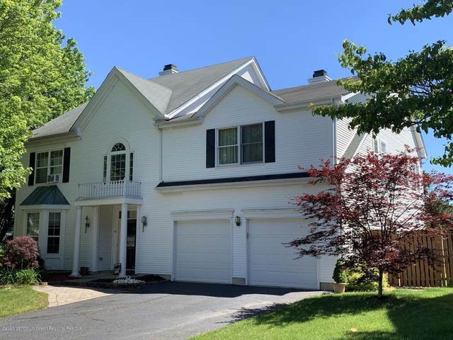 105 Rosemont Drive, Morganville, NJ 07751 (#22029571) :: Nexthome Force Realty Partners