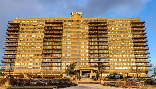 55 Ocean Avenue 8K, Monmouth Beach, NJ 07750 (MLS #22029728) :: Kiliszek Real Estate Experts