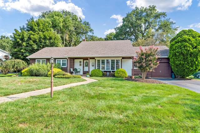 22 Guest Drive, Morganville, NJ 07751 (MLS #22029939) :: The Ventre Team