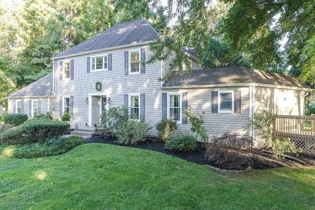 9 Wildhedge Lane, Holmdel, NJ 07733 (MLS #22029952) :: The CG Group | RE/MAX Real Estate, LTD