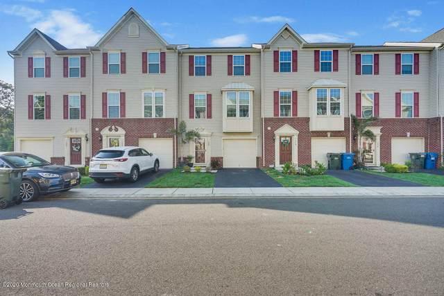120 Kyle Drive, Tinton Falls, NJ 07712 (MLS #22030220) :: Provident Legacy Real Estate Services, LLC