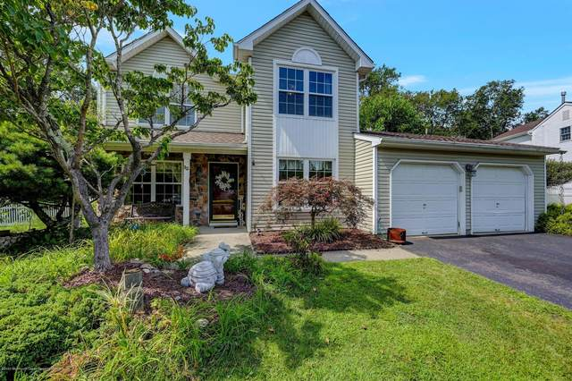 12 Silverbrook Circle, Howell, NJ 07731 (MLS #22030350) :: The Ventre Team