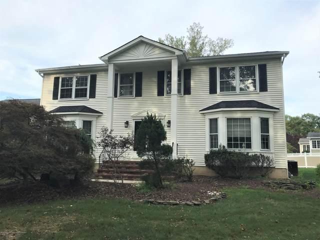 55 Westbrook Way, Manalapan, NJ 07726 (MLS #22030351) :: Provident Legacy Real Estate Services, LLC