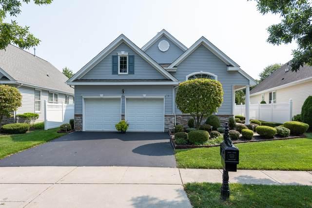 5 Kensington Court, Holmdel, NJ 07733 (MLS #22030367) :: Kiliszek Real Estate Experts