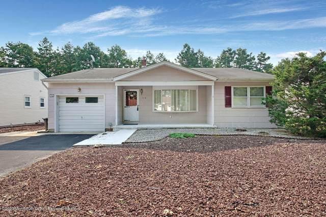 76 Millbrook Drive, Toms River, NJ 08757 (MLS #22030609) :: Provident Legacy Real Estate Services, LLC