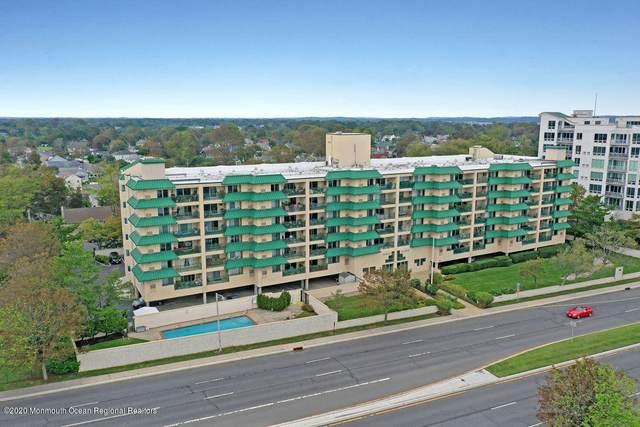 422 Ocean Boulevard N 1C, Long Branch, NJ 07740 (MLS #22030637) :: The CG Group | RE/MAX Real Estate, LTD