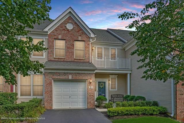21 Fells Drive, Manalapan, NJ 07726 (MLS #22030701) :: Provident Legacy Real Estate Services, LLC