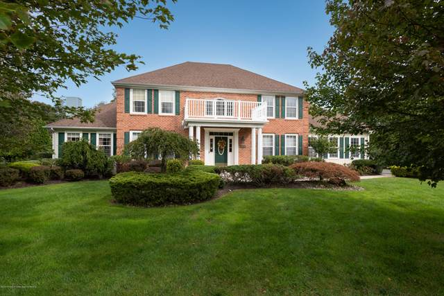 1342 Bennett Lane, Manasquan, NJ 08736 (MLS #22030703) :: The Sikora Group
