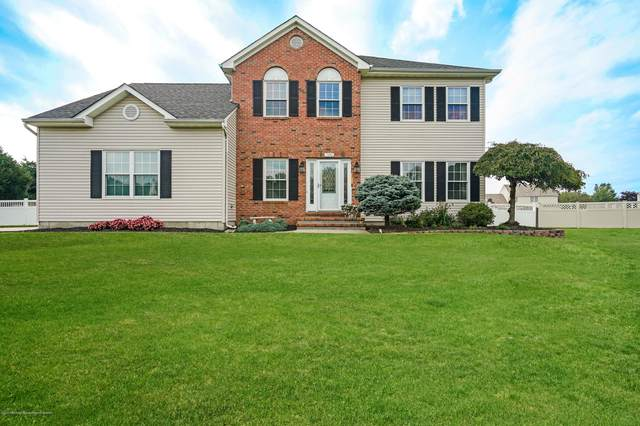 1590 Penbrook Court, Toms River, NJ 08755 (MLS #22030749) :: The Ventre Team