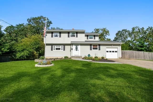 34 Southport Drive, Howell, NJ 07731 (MLS #22030873) :: The Ventre Team