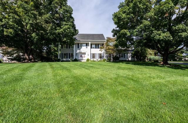 70 Alder Court, Freehold, NJ 07728 (MLS #22030956) :: The CG Group | RE/MAX Real Estate, LTD