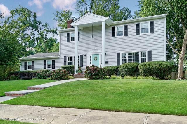 303 Belmont Avenue, Ocean Twp, NJ 07712 (MLS #22031087) :: The Dekanski Home Selling Team