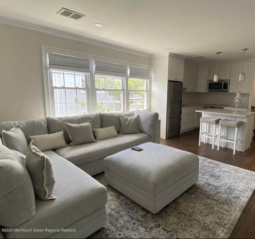 1201 Ocean Avenue #24, Sea Bright, NJ 07760 (MLS #22031298) :: The Ventre Team