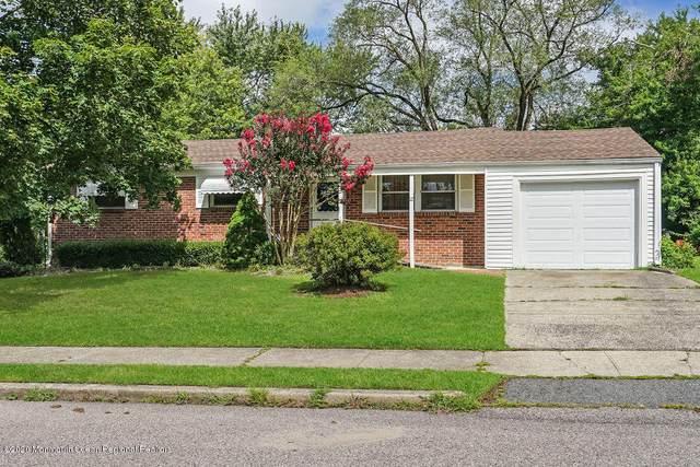 12 Norman Drive, Neptune Township, NJ 07753 (MLS #22031358) :: William Hagan Group