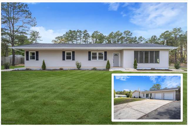 296 Grand Central Parkway, Bayville, NJ 08721 (MLS #22031394) :: The Ventre Team