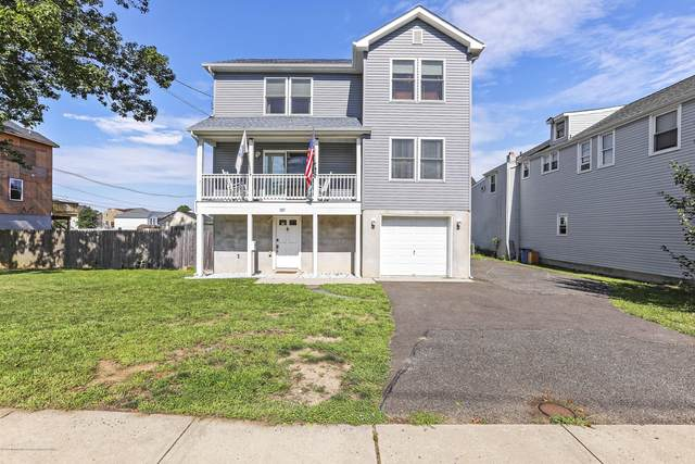 907 Florence Avenue, Union Beach, NJ 07735 (MLS #22031547) :: The Sikora Group