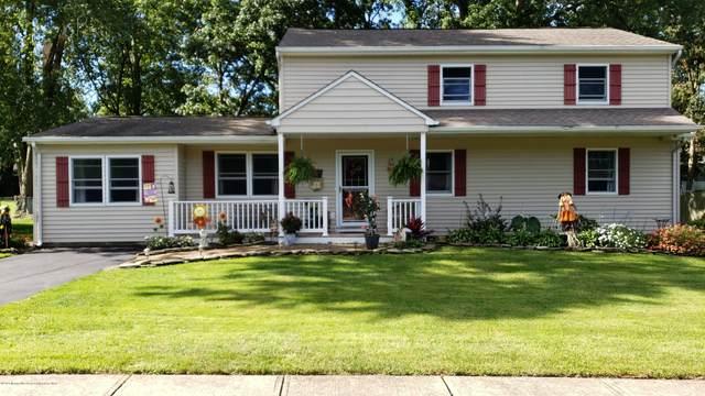5 Redwood Road, Howell, NJ 07731 (MLS #22031698) :: William Hagan Group