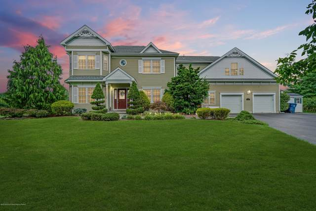 29 Hampton Hollow Drive, Millstone, NJ 08535 (#22031723) :: Nexthome Force Realty Partners
