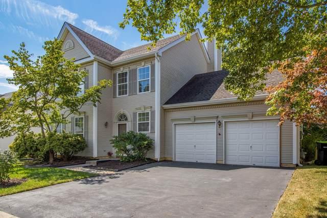 32 Bernadette Road, Morganville, NJ 07751 (MLS #22031805) :: The CG Group | RE/MAX Real Estate, LTD