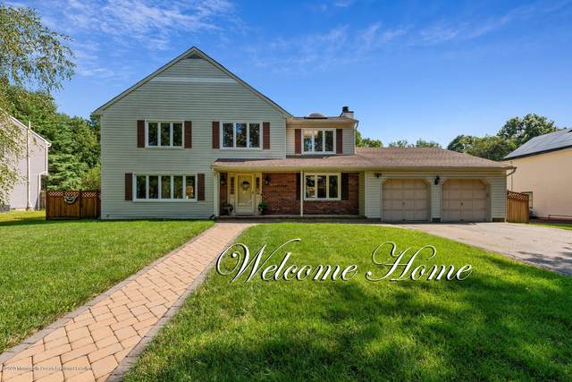 68 Cannonade Drive, Marlboro, NJ 07746 (MLS #22031827) :: The CG Group | RE/MAX Real Estate, LTD