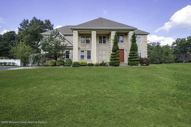 2 Normandy Drive, Jackson, NJ 08527 (MLS #22031858) :: William Hagan Group
