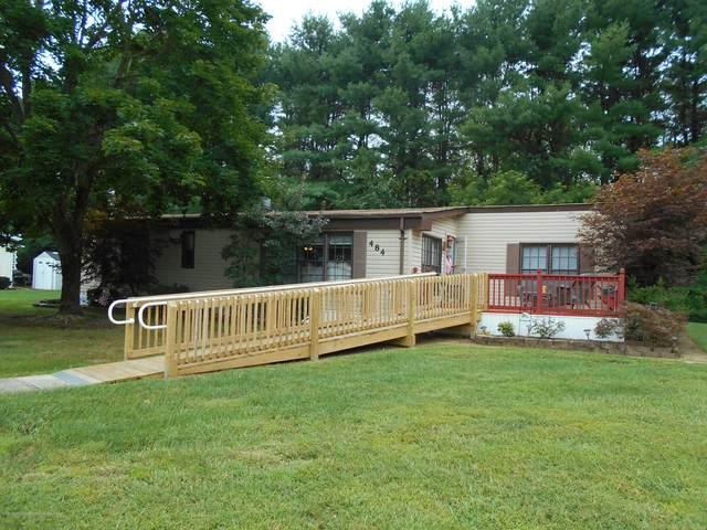 484 Rosalind Road, Freehold, NJ 07728 (MLS #22032223) :: The Dekanski Home Selling Team