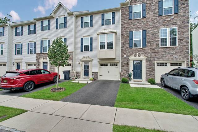 805 Mississippi Street #1505, Toms River, NJ 08755 (MLS #22032322) :: The Ventre Team