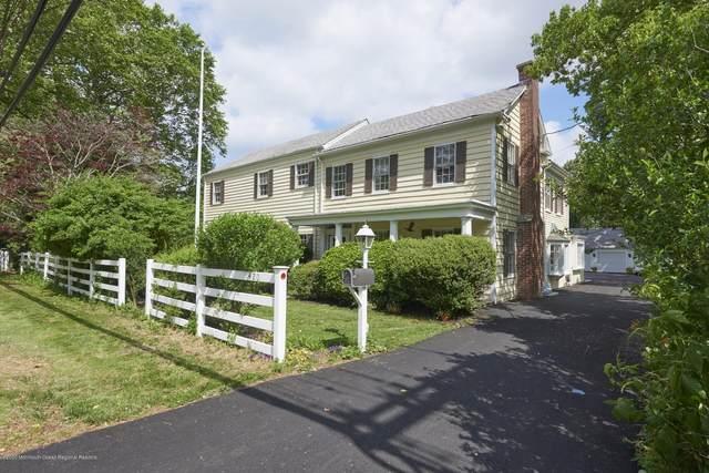 420 Sycamore Avenue, Shrewsbury Boro, NJ 07702 (MLS #22032338) :: William Hagan Group
