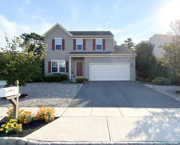 16 Melissa Drive, Barnegat, NJ 08005 (MLS #22032360) :: The CG Group | RE/MAX Real Estate, LTD