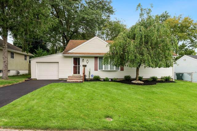 213 Crestview Drive, Middletown, NJ 07748 (MLS #22032453) :: The MEEHAN Group of RE/MAX New Beginnings Realty