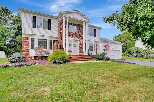 10 Catlett Court, Manalapan, NJ 07726 (MLS #22032501) :: The Ventre Team