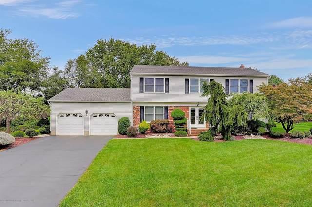 9 Cloverleaf Drive, Marlboro, NJ 07746 (MLS #22032528) :: The Ventre Team