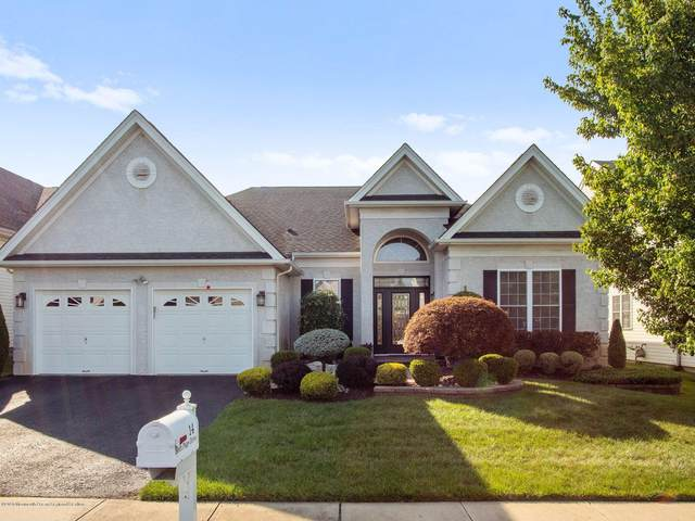 14 Beth Page Drive, Monroe, NJ 08831 (MLS #22032579) :: The Sikora Group