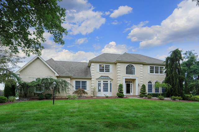 43 Molly Pitcher Drive, Manalapan, NJ 07726 (MLS #22032633) :: The CG Group   RE/MAX Real Estate, LTD