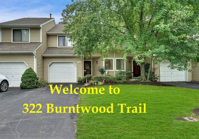 322 Burntwood Trail 12A, Toms River, NJ 08753 (MLS #22032763) :: Halo Realty