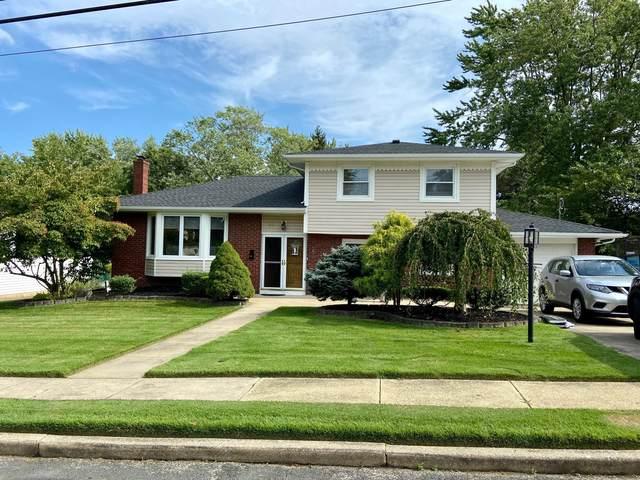 23 Kingsport Drive, Howell, NJ 07731 (MLS #22032768) :: Halo Realty
