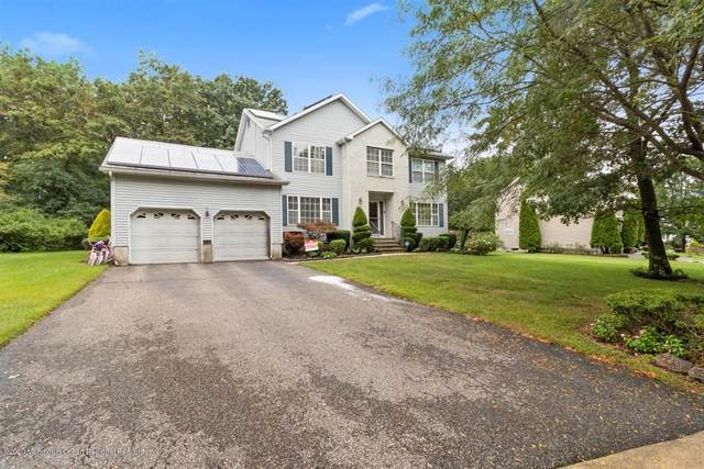10 Hanna Drive, Lakewood, NJ 08701 (MLS #22032860) :: Provident Legacy Real Estate Services, LLC