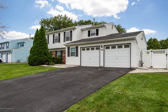 76 Starlight Road, Howell, NJ 07731 (MLS #22032923) :: Provident Legacy Real Estate Services, LLC