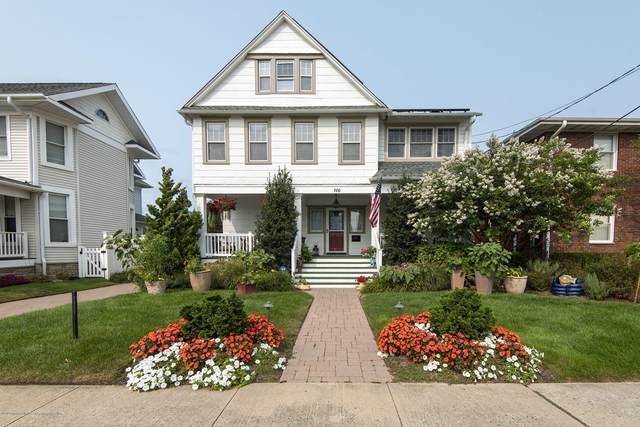 106 10th Avenue, Belmar, NJ 07719 (MLS #22032938) :: The MEEHAN Group of RE/MAX New Beginnings Realty