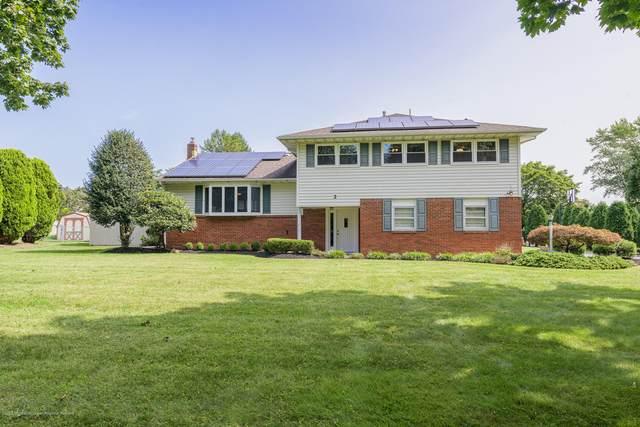 2 Partridge Avenue, Freehold, NJ 07728 (MLS #22033060) :: William Hagan Group