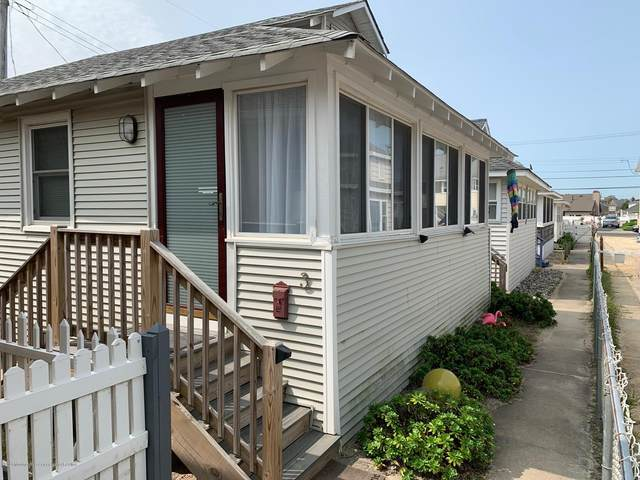 224 Ocean Avenue #5, Point Pleasant Beach, NJ 08742 (MLS #22033080) :: The Ventre Team