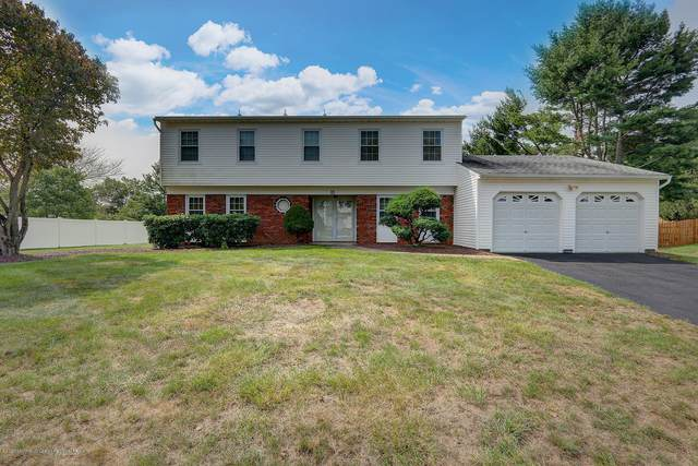23 Pheasant Drive, Marlboro, NJ 07746 (MLS #22033091) :: The Ventre Team