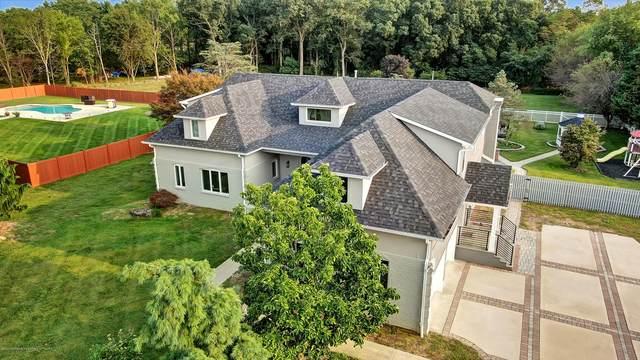 1401 Silverton Road, Toms River, NJ 08755 (MLS #22033196) :: Provident Legacy Real Estate Services, LLC