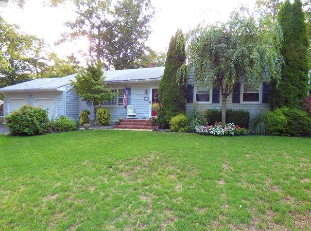 46 Ruth Place, Eatontown, NJ 07724 (MLS #22033260) :: Provident Legacy Real Estate Services, LLC